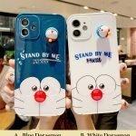 88083-Handmade-Cute-Cartoon-Japanese-Blue-Cat-Doraemon-Animal-Blue-White-3D-Phone-Case-for-iPhone-13-Pro-Max-1-2