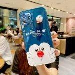 88083-Handmade-Cute-Cartoon-Japanese-Blue-Cat-Doraemon-Animal-Blue-White-3D-Phone-Case-for-iPhone-13-Pro-Max-1-3