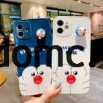 88083-Handmade-Cute-Cartoon-Japanese-Blue-Cat-Doraemon-Animal-Blue-White-3D-Phone-Case-for-iPhone-13-Pro-Max-2-6